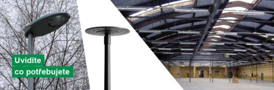 Posviťte si na svět kvalitně a efektivně s osvětlením EFOS