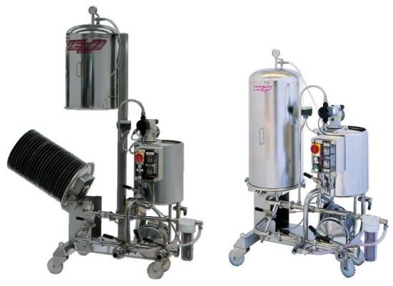 Filtrace vína - ZAMMA-SUDY