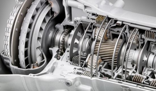 Opravy automatických převodovek