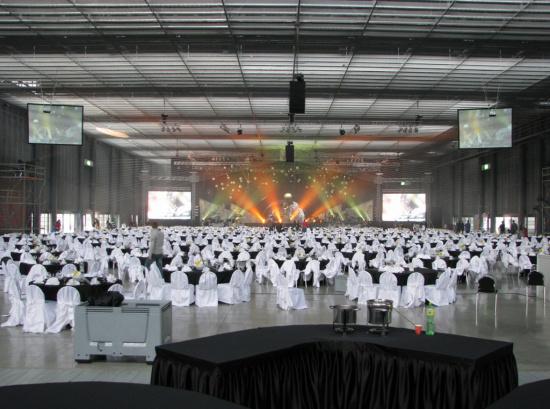 Profesion�ln� konference zajist� SAN SERVICE