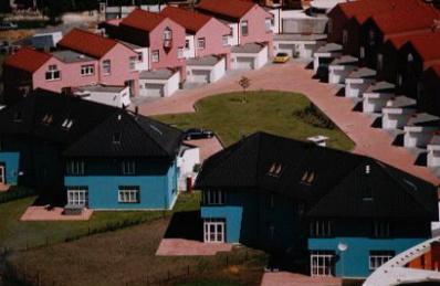 Praha - rodinné domy na klíč