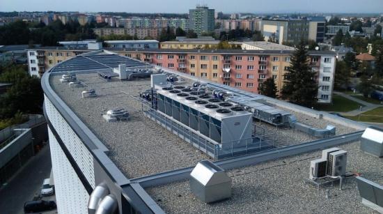 ELMAR group, s.r.o., Prostějov: regulace vytápění a chlazení