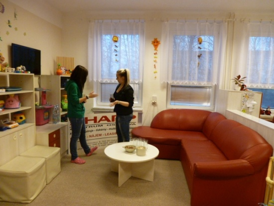 Dětské centrum Čtyřlístek se otevřelo návštěvníkům