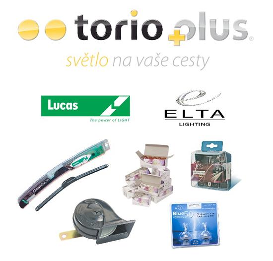 Světlo na Vaše cesty, DRL světla, kvalitní autožárovky, autopříslušenství, TORIO PLUS, spol. s r.o., Praha