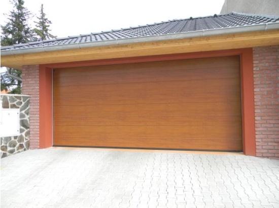 Sekční garážová vrata, Hanoka - Ing. Marcel Hanzl Garážová vrata a brány Kladno