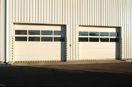 Průmyslová vrata Hanoka - řešení pro každý provoz