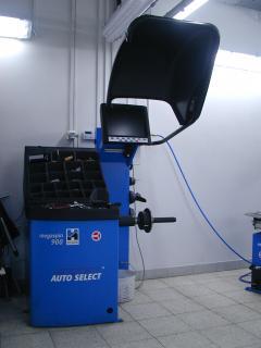 Auto Daníček s.r.o., Zlín: pneuservis, přezouvání pneu
