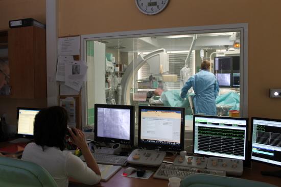 Kardiovaskulární centrum úspěšným projektem IOP