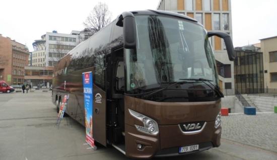 Mezin�rodn� autobusov� doprava: Dop�ejte si p�i cestov�n� maxim�ln� komfort