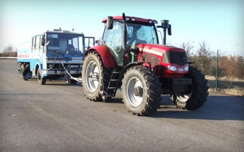 SZZPLS: homologace traktorů