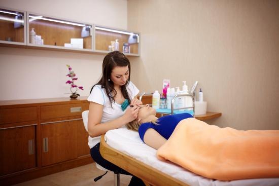 Spa Resort Lednice: lázeňské procedury, jodobromová voda