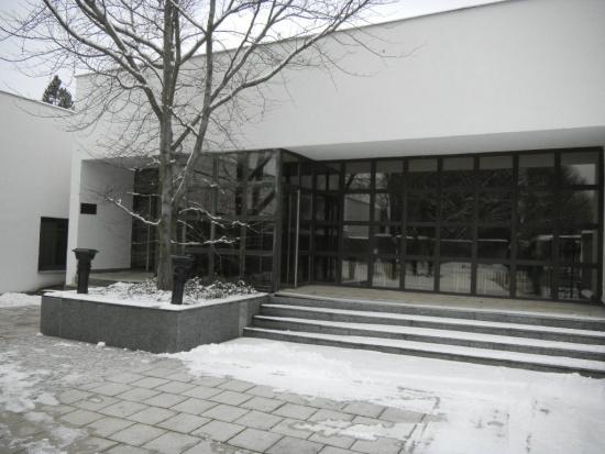 Memory In Memory, Nov� krematorium: poh�ebn� slu�ba, poh�eb, �st� nad Labem