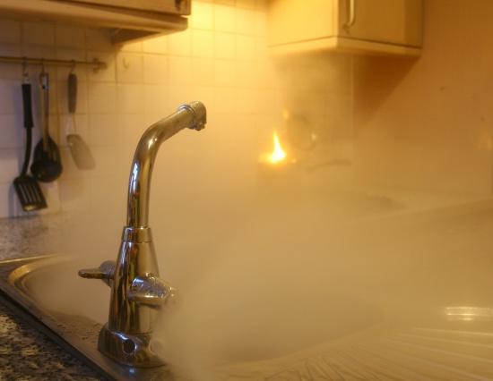Automist®  – preventivní protipožární zařízení s využitím vodní mlhy