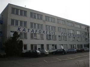 Sídlo společnosti KATAFORESIS CZ, s.r.o. , Dašice