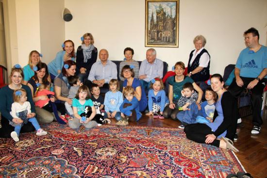 Děti a senioři, JULIE - Centrum denních služeb pro seniory JULINKA - mateřská škola logopedická