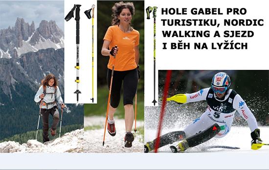 Hole pro turisty a lyžaře Gabel - PROSPORT PRAHA