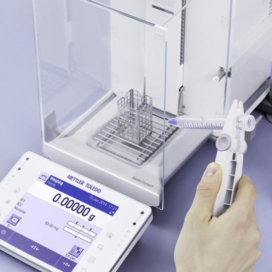 Laboratorní váhy a přesné měřicí přístroje Mettler Toledo slaví 21 let na českém trhu