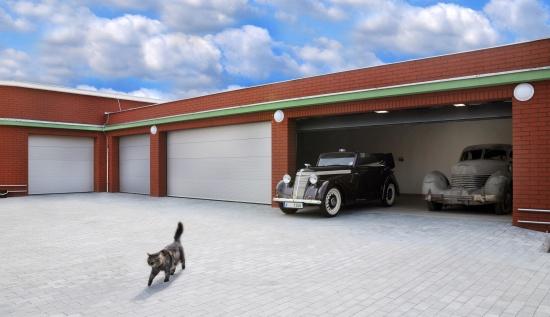 Kvalitn� sek�n� vrata zajist� bezpe�nost a komfort bydlen� i pr�myslov�mu provozu