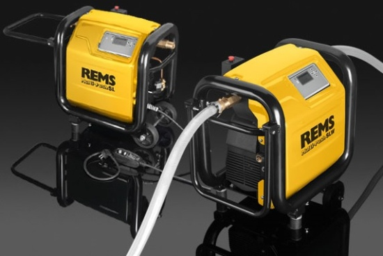 REMS Česká republika s.r.o. přístroj REMS Multi-Push SL/SLW