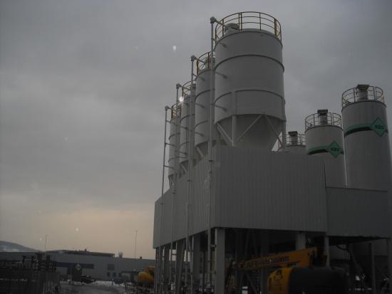 Montema montáž ocelových zařízení