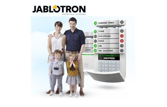 Elektronické zabezpečovací systémy vás hlídají za každé situace
