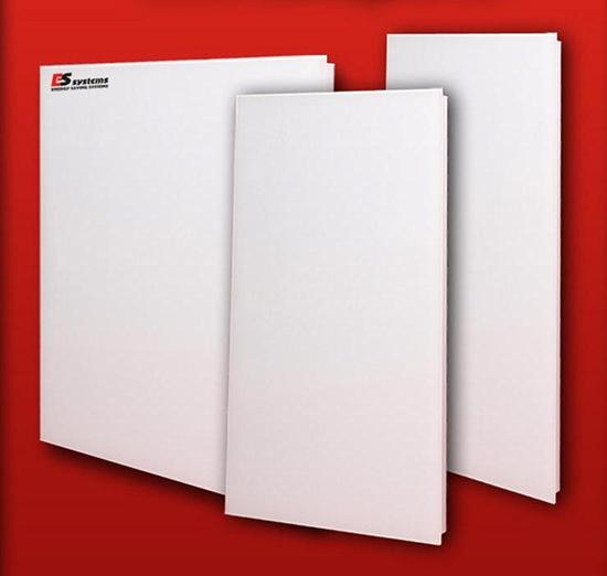 Infrapanely ES systems: luxusní skleněné topení do každé domácnosti