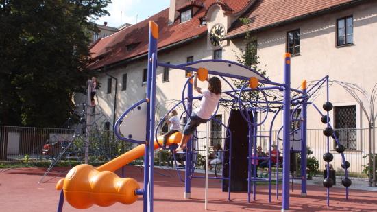 HAGS Praha: dětská hřiště, sportovní hřiště, minigolfové hřiště