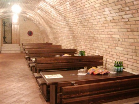 Penzion U Hiclů, Velké Pavlovice: vinný sklep, ubytování