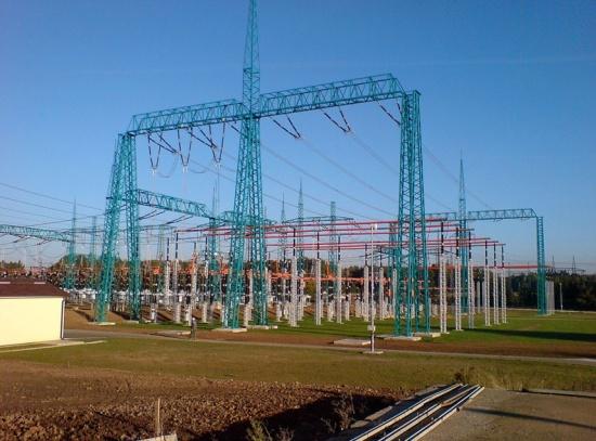 Rekonstrukce elektrického vedení