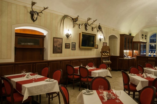 Zámecká restaurace Holešov: přijďte ochutnat zámecké speciality
