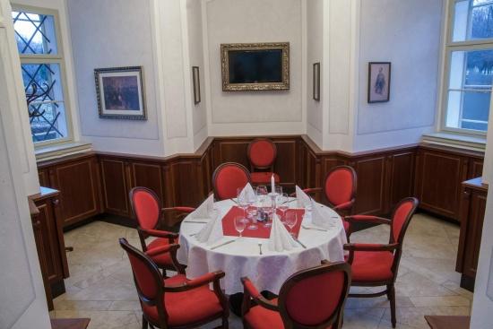 Zámecká restaurace Holešov: obědové menu