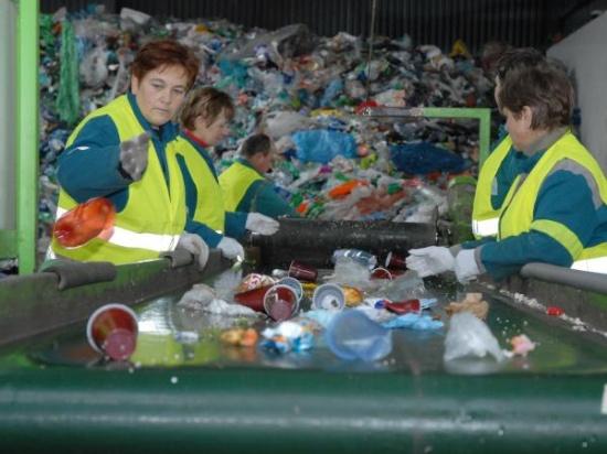 SITA CZ a.s., Praha: výkup a zpracování druhotných surovin