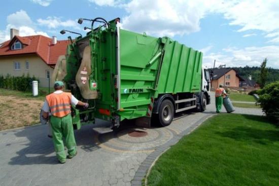 Odvoz komunálních odpadů, SITA CZ a.s.