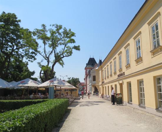 El Lednice Chateau Hotel