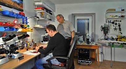Optické přístroje, Praha 5, Optimikro - Josef Karlovský Servis a prodej mikroskopy - kolposkopy