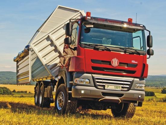 P�eprava nebezpe�n�ch n�klad�: P�estavby vozidel podle ADR