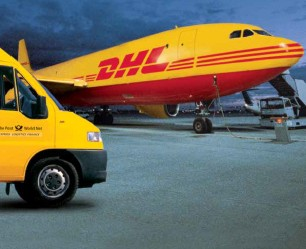 DHL: Express transport of shipments throughout the country