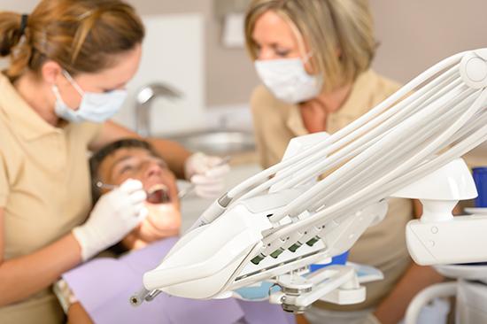krásné a zdravé zuby
