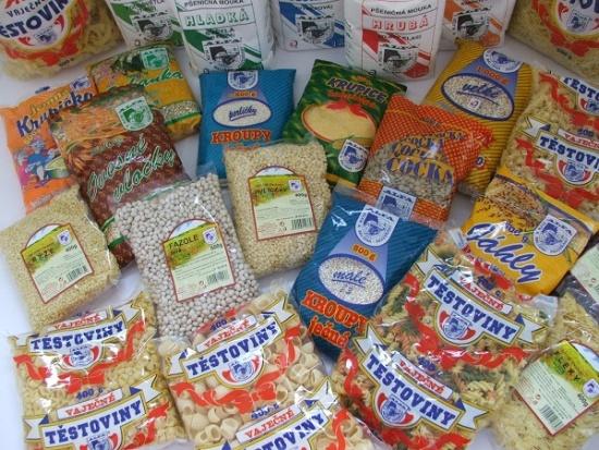 Kvalitn� �esk� potraviny ocen�n� zna�kou KLASA