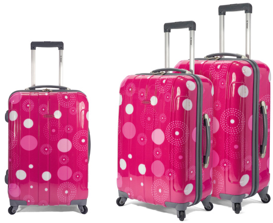Kufry na kolečkách, sety