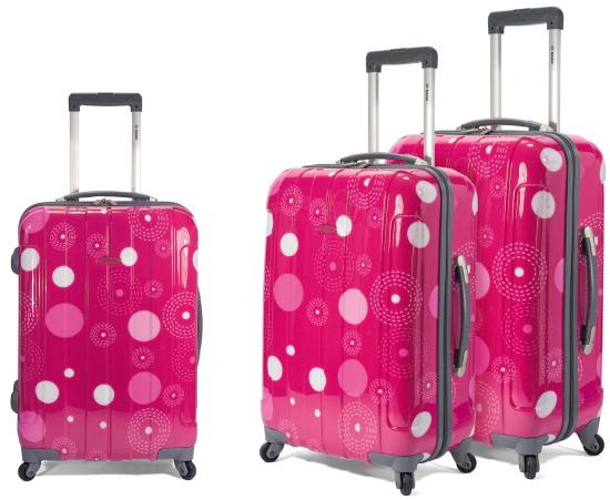 Pestr� v�b�r pohodln�ch a levn�ch cestovn�ch zavazadel