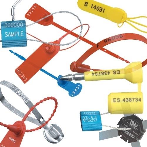 Bezpečnost, bezpečnostní plomby, visačky, jmenovky, ID náramky - ProTrade, s.r.o.,