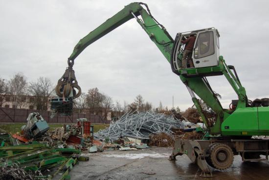 Sběrné suroviny a kovošrot Demonta T, s.r.o.