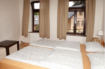 Penzion a restaurace U b�by �ubrov�: Stylov� ubytov�n� na Koko��nsku v M�chov� kraji