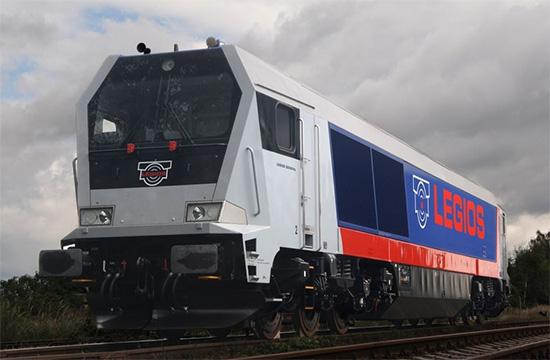 Opravy kolejových vozidel, osobních vozů a opravy lokomotiv: Legios Loco a.s., Praha