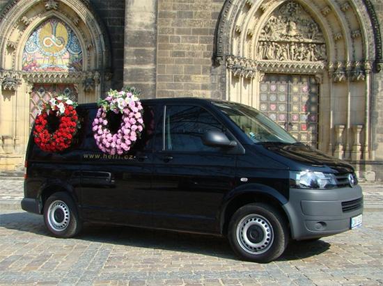 Správně zvolené pohřební služby zajistí důstojné a klidné poslední rozloučení