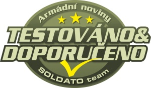 Vojenská obuv značky LOWA, Armádní noviny:  testováno a doporučeno