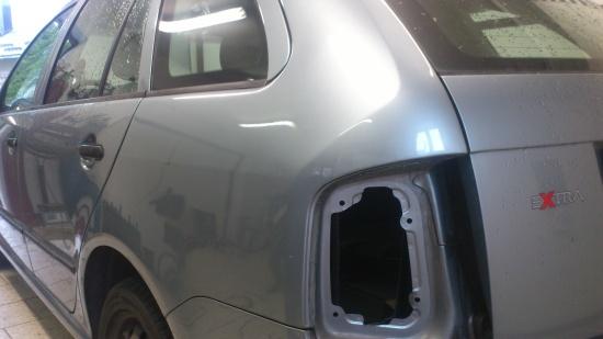 Opravy karoseri� metodou PDR � u� za 3 hodiny bude va�e auto jako nov�