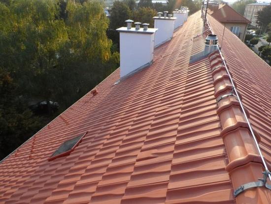 Kvalitn� st�echa je d�le�itou podm�nkou pro pohodl� v dom�