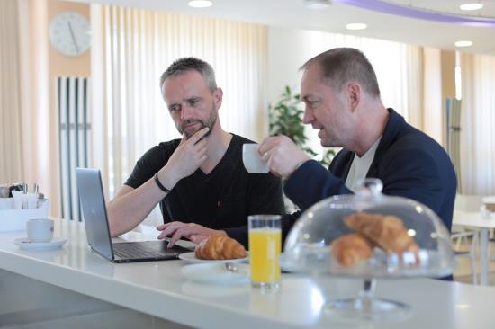 Prostory pro jednání se zahraničními partnery v České republice poblíž letiště Praha